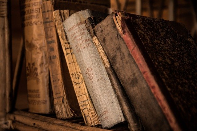 Anciens livres